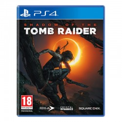 بازی Shadow of the tomb raider برای PS4