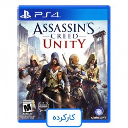 بازی Assassin's Creed Unity برای PS4 - کارکرده