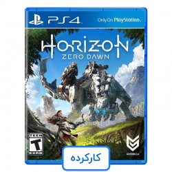 بازی Horizon Zero Dawn برای PS4 - کارکرده
