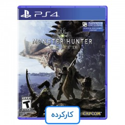 بازی Monster Hunter برای PS4 - کارکرده
