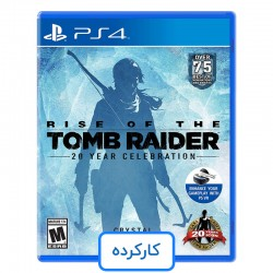 بازی Rise of the Tomb Raider برای PS4 - کارکرده
