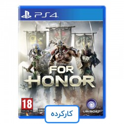 بازی For Honor برای PS4 - کارکرده
