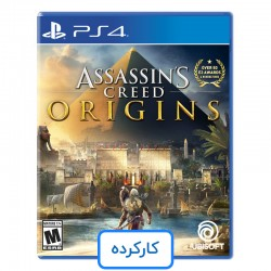 بازی Assassin's Creed Origins برای PS4 - کارکرده