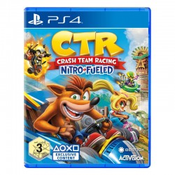 اجاره بازی Crash Team Racing Nitro-Fueled