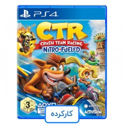 بازی Crash Team Racing Nitro-Fueled برای PS4 - کارکرده